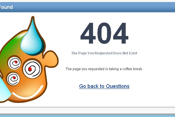 CyberD.org / » 40 More 404s