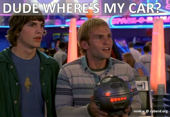 Shibby Dude Where S My Car