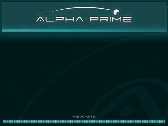 Prime! Alpha!
