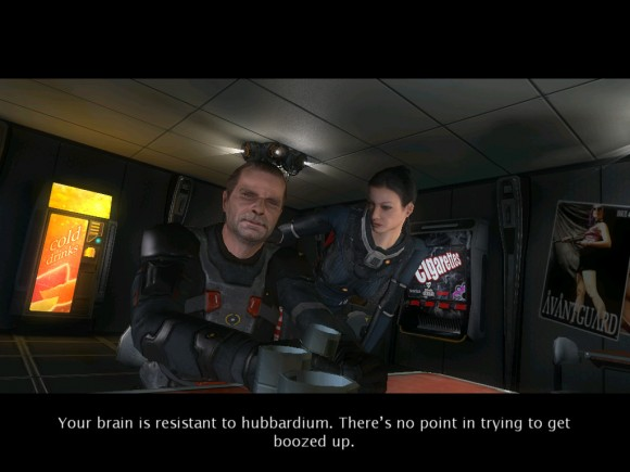 Hubbardium, Huh...