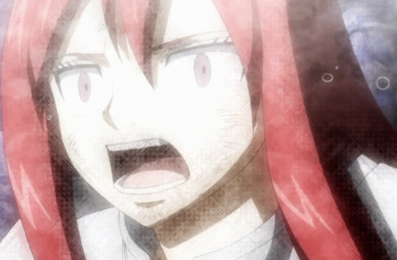 Erza Cries Out