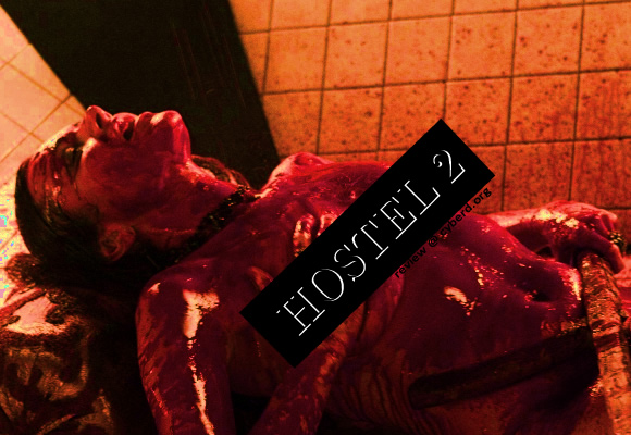 Hostel Part Two (2007)