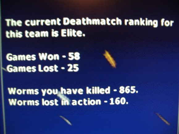 Worms Stats