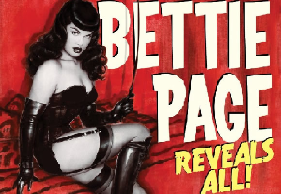 Betty Page Reveals All (2012)