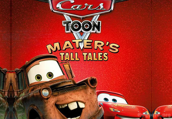 Cars Toon - Mater's Tall Tales (2010)
