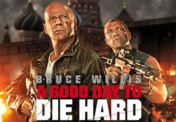 Die Hard 5 - A Good Day To Die Hard (2013)