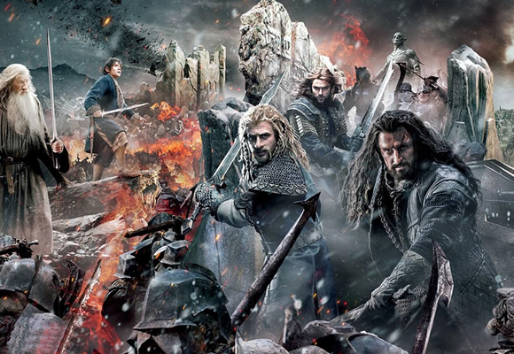 The Hobbit 3 - The Battle Of The Five Armies (2014)