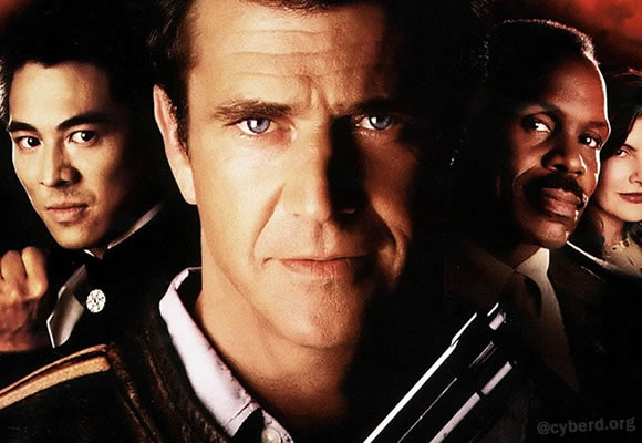 Cyberd Org Lethal Weapon 4 1998