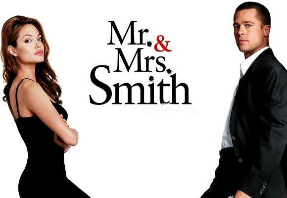 Mr amp Mrs Smith Film 2005  Trailer  Kritik  KINOde