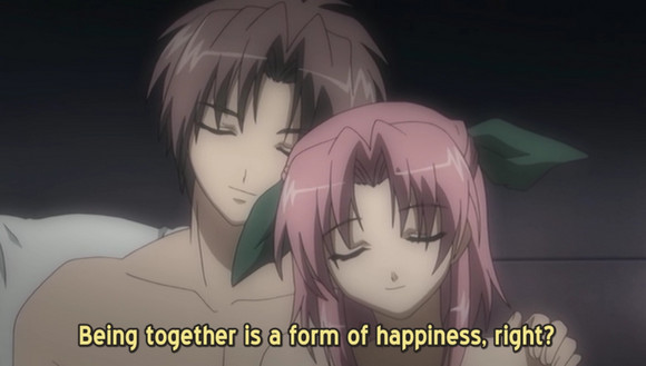 Being Together Is A Form Of Happiness