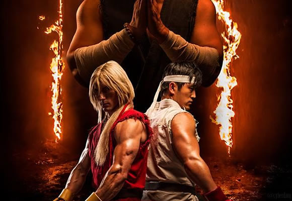 Street Fighter - Assassin's Fist (2014)