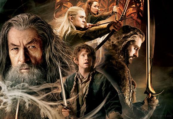 The Hobbit 2 - The Desolation Of Smaug (2013)