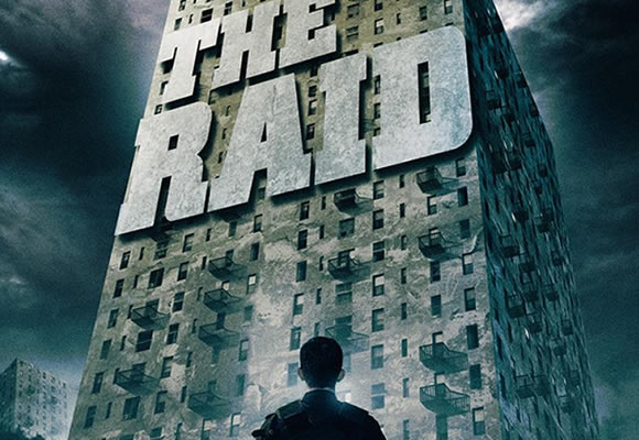 The Raid Redemtion (2011)