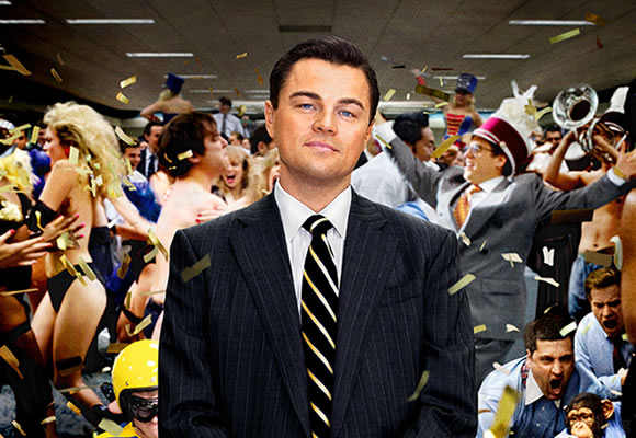 Wolf Of Wall Street (2013)