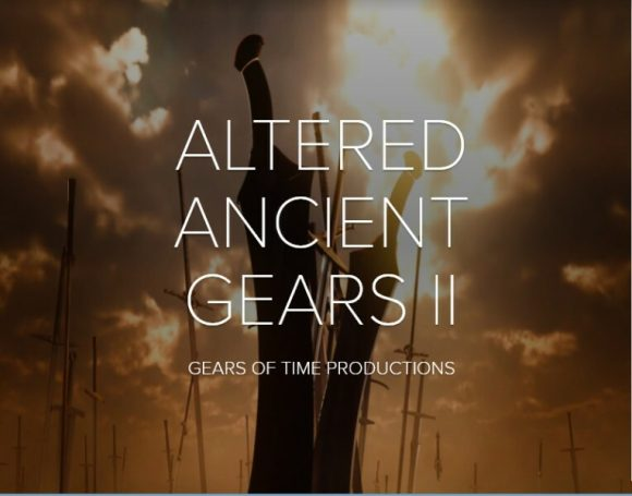 Altered Ancient Gears 2 Title Screen