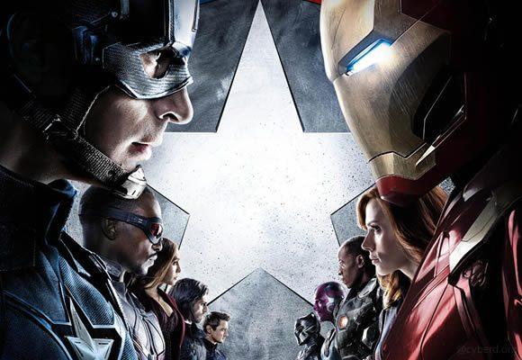 Captain America - Civil War (2016)