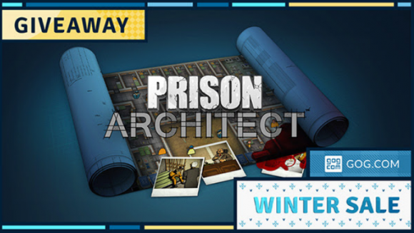 Prison Architect Giveaway