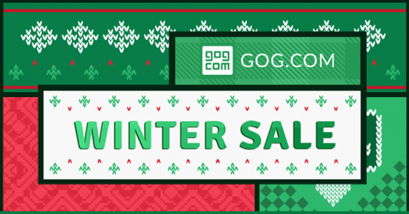 GOG Winter Sale Level 2!