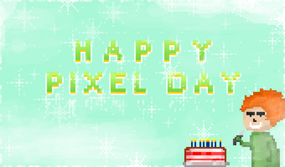 Happy Pixel Day!