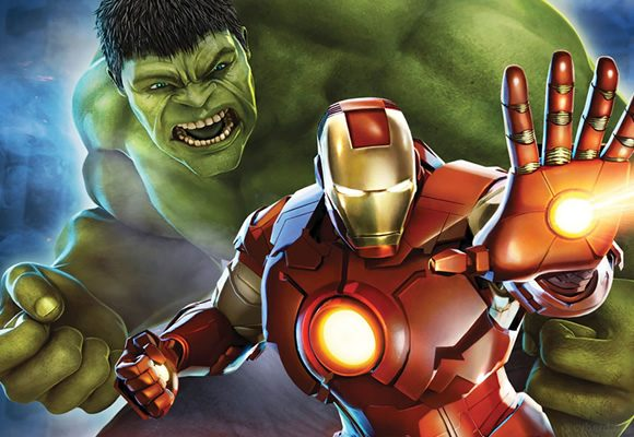 Iron Man & Hulk - Heroes United (2013)