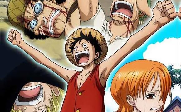 One Piece - Episode Of East Blue (2017)