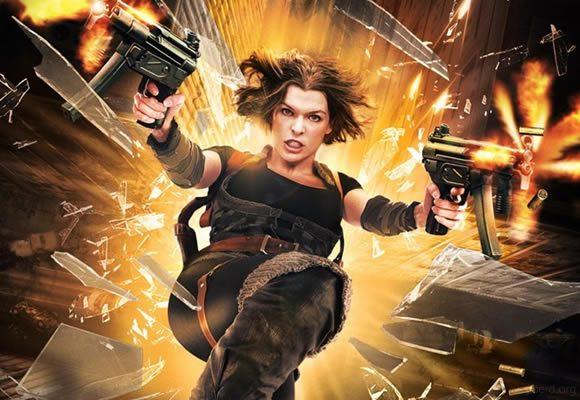 Resident Evil 4: Afterlife 2010 - Filme online 2017 hd