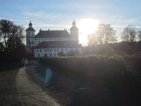 Sko Kloster In The Sun