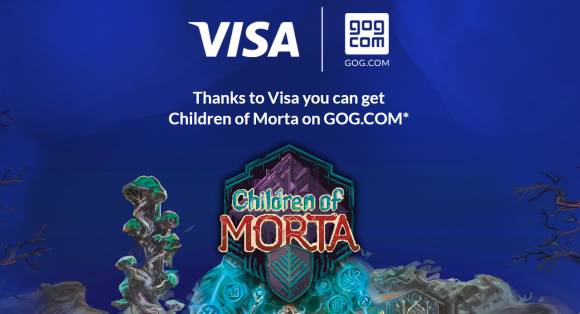GOG/VISA Children Of Morta Offer