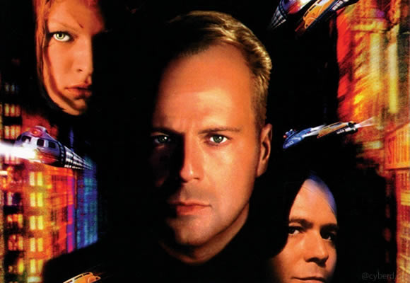 Cyberd Org The Fifth Element 1997