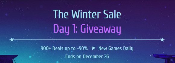 The GOG Winter Sale!