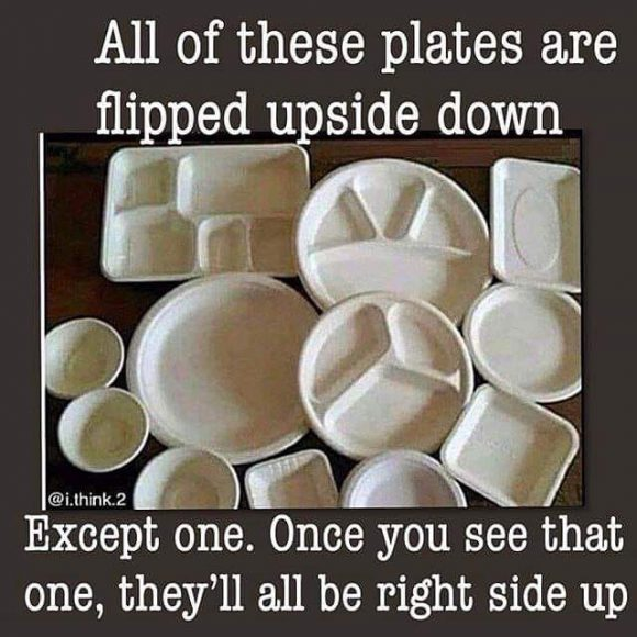 The Plate Flip Trick