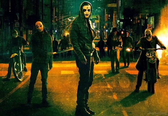 The Purge 2 - Anarchy (2014)