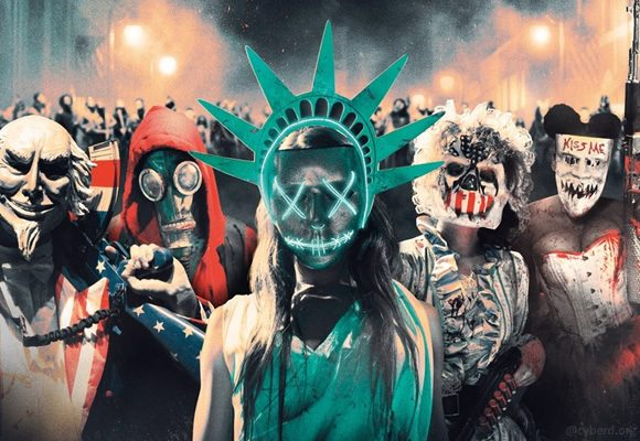 The Purge 3 - Election (2016)