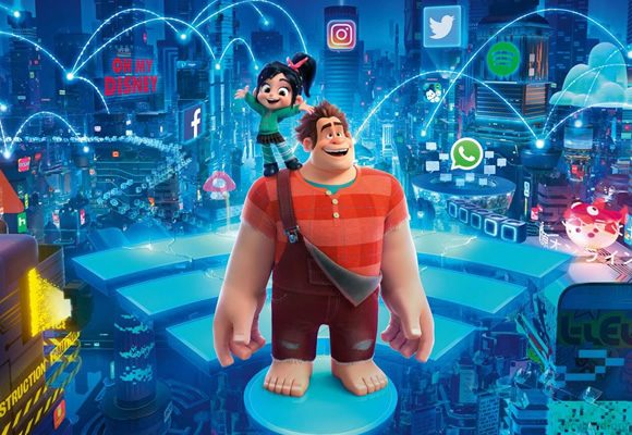 Wreck-It Ralph 2 - Ralph Breaks The Internet (2018)