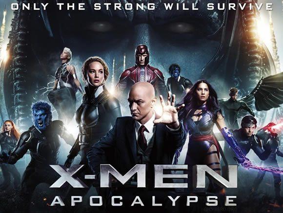 X-Men 8 - Apocalypse (2016)