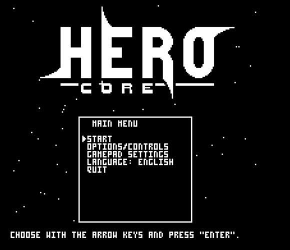 HeroCore Screenshot